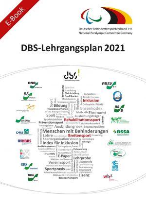 Titelbild DBS-Lehrgangsplan 2021